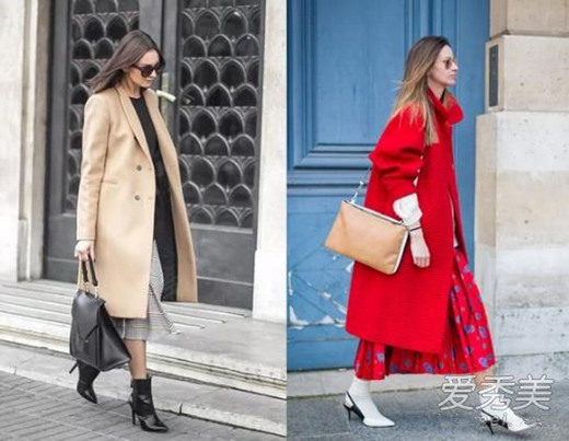时尚达人穿衣搭配示范 3款实用造型让你冬季美美哒