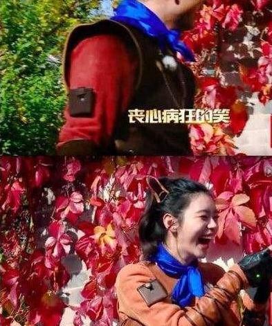 奚梦瑶逼王嘉尔吃辣椒 是节目效果还是情商太低?