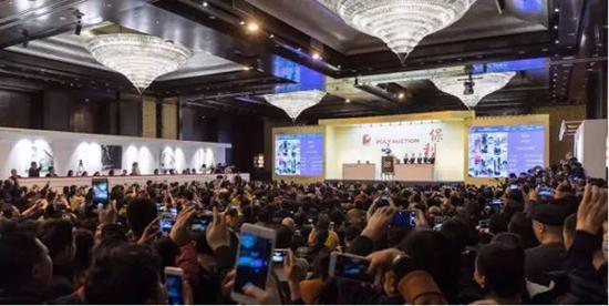 中国10大拍卖行2017秋拍20件拍品过亿 开启中国拍卖新纪元