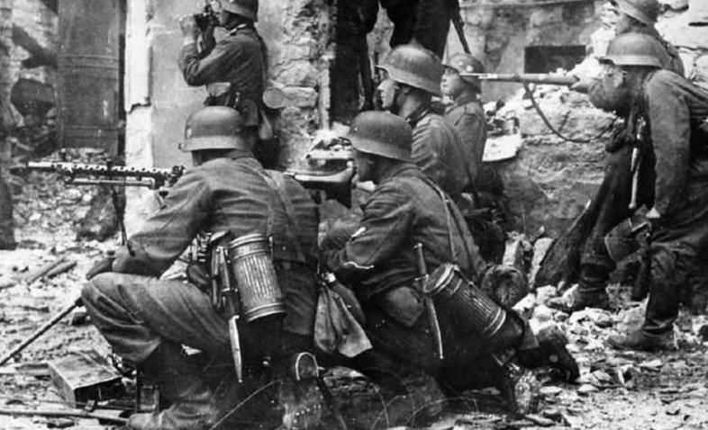 二战时苏联靠这招将德军拖入死亡冬季