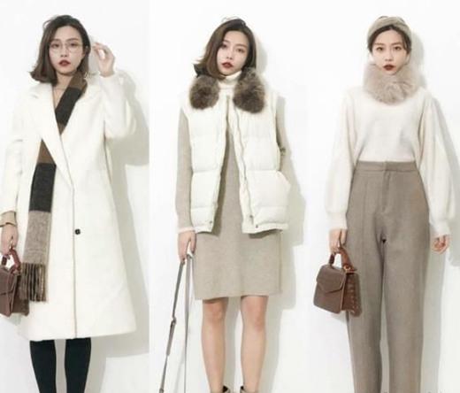 冬季服装流行趋势示范 3种颜色让你从内到外都暖暖的