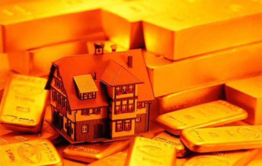 黄金价格创四周高位 后市仍有新高出现