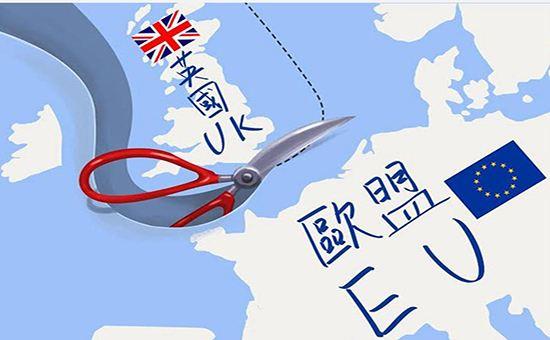 """英国脱欧""""恶果""""逐步显现 英镑恐大难临头?"""