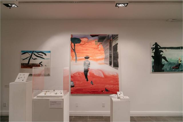 """柒言珠宝""""明月""""系列和田玉饰品登陆纽约OFF-OF现代设计展"""