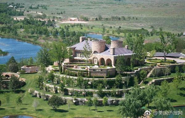 史上最贵!这座庄园挂牌2.5亿美元出售