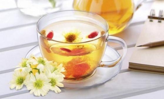 枸杞子泡茶喝的功效 不仅美容还能减肥