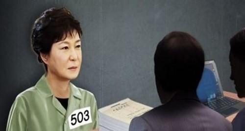 """朴槿惠""""狱中调查""""有特殊待遇 检方决定亲自上门"""