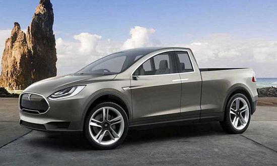 特斯拉拟在SUV之后推出电动皮卡 暂定2019年生产