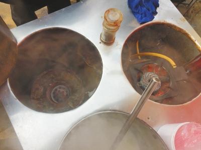 洛阳昨日领导暗访发现多处液化气使用问题