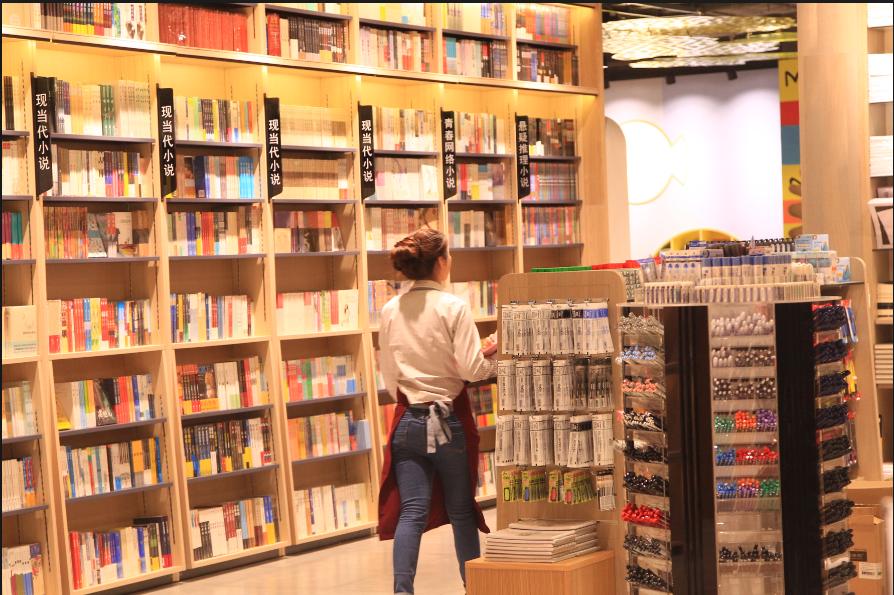 新华书店布局线上 当当网线下开店