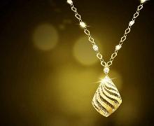 黄金项链一般多少克合适?