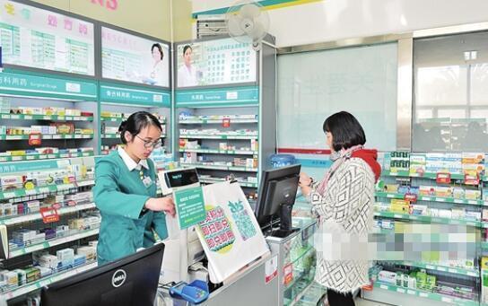 目前430家药店开通医保扫码付 昆明买药手机刷医保卡