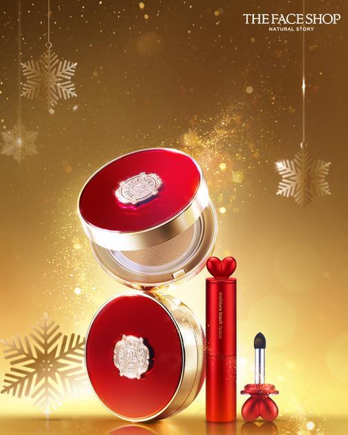 菲诗小铺化妆品品牌推出全新中国大陆新年限量款彩妆