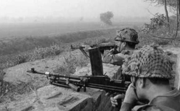 1965印巴战争:印军使用人体战术