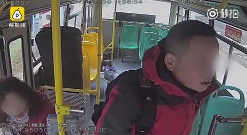 男子拒买儿童票暴打司机 司机哭喊:我疼啊