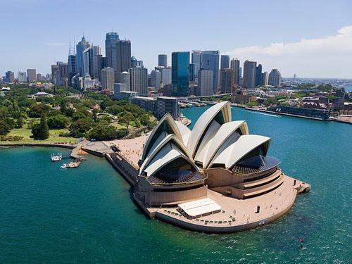 澳洲公布十大热点景点 悉尼力压墨尔本夺第一