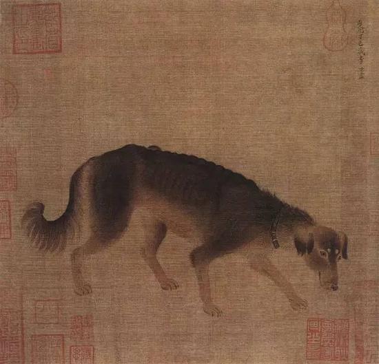 画兽难画狗 2018年看古代文人笔下的狗