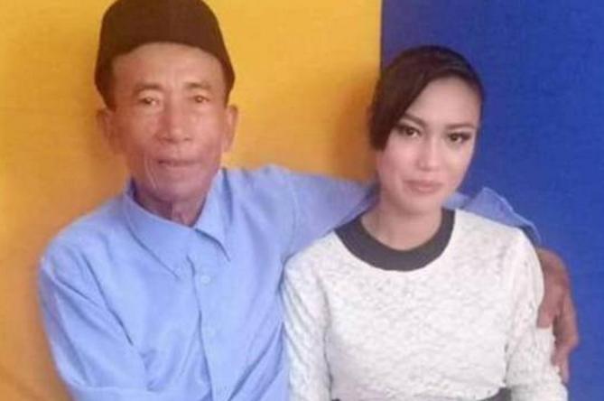 印尼56岁男子娶17岁少女 彩礼只要一毛钱