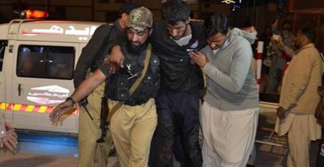 巴基斯坦医院气瓶爆炸 造成包括2名儿童在内6人死亡
