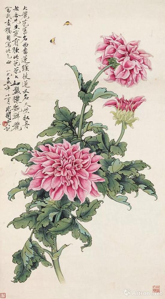 民国北京书画市场高度繁荣