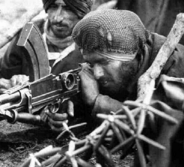 4万解放军击溃30万印军 印度大国梦碎