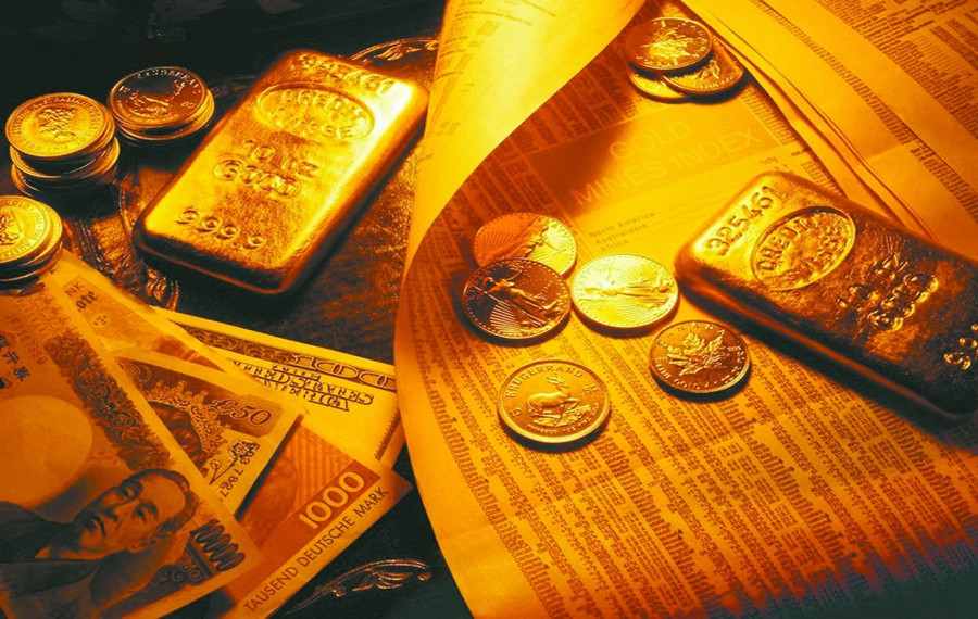 3、直观详尽的纸黄金报价。