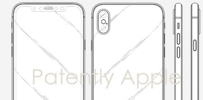 苹果拿下iPhone X设计专利