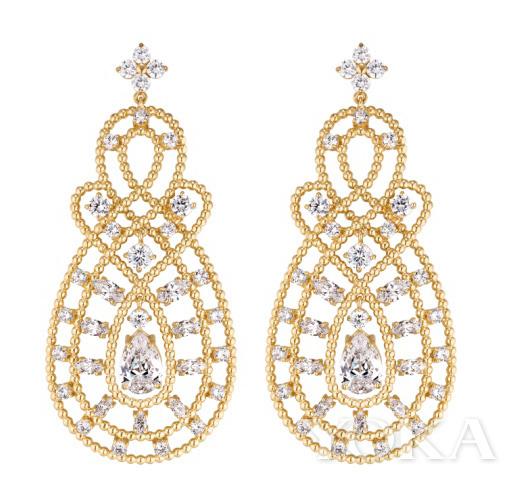 ARTE珠宝全系列新款耳饰 完美演绎简单而隆重的设计概念