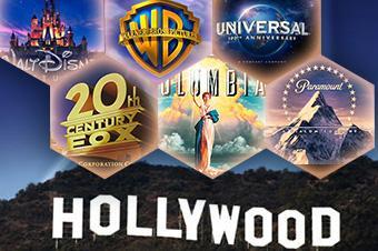 2017年好莱坞在华吸金近200亿 比2016年增长超10亿