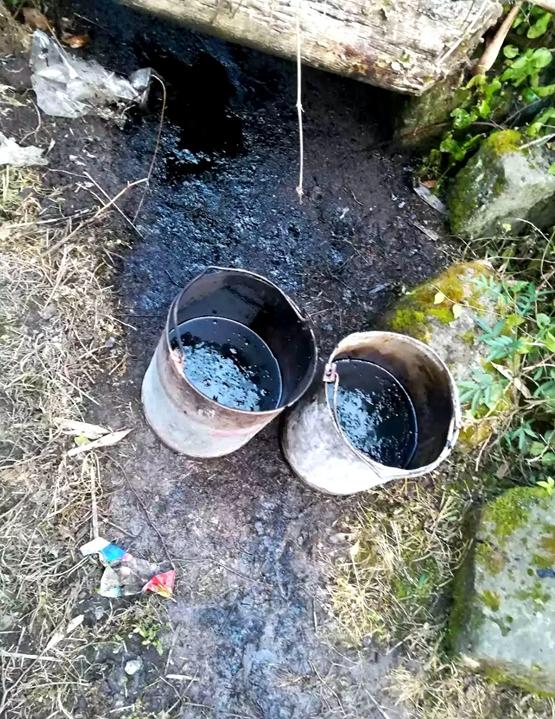 目前,出于安全考虑,渠县和文崇镇的安监工作人员已将打井现场封锁。