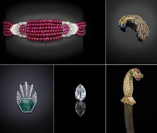 意大利威尼斯珠宝展失窃 名贵珠宝被盗