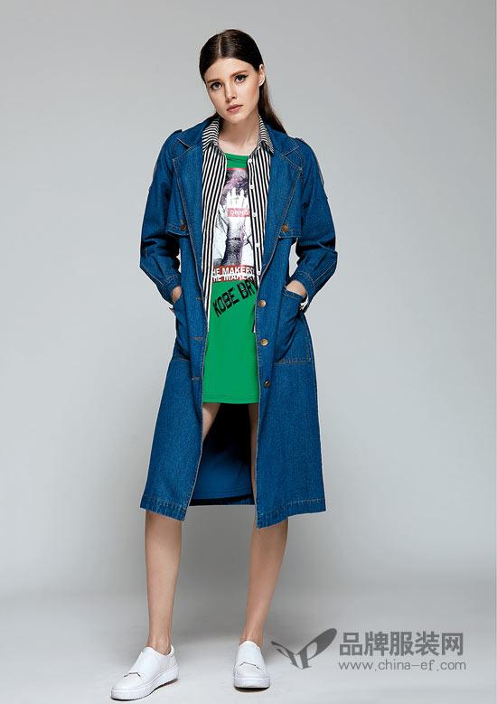 楚阁时尚品牌女装 为你打造精致真实的女孩