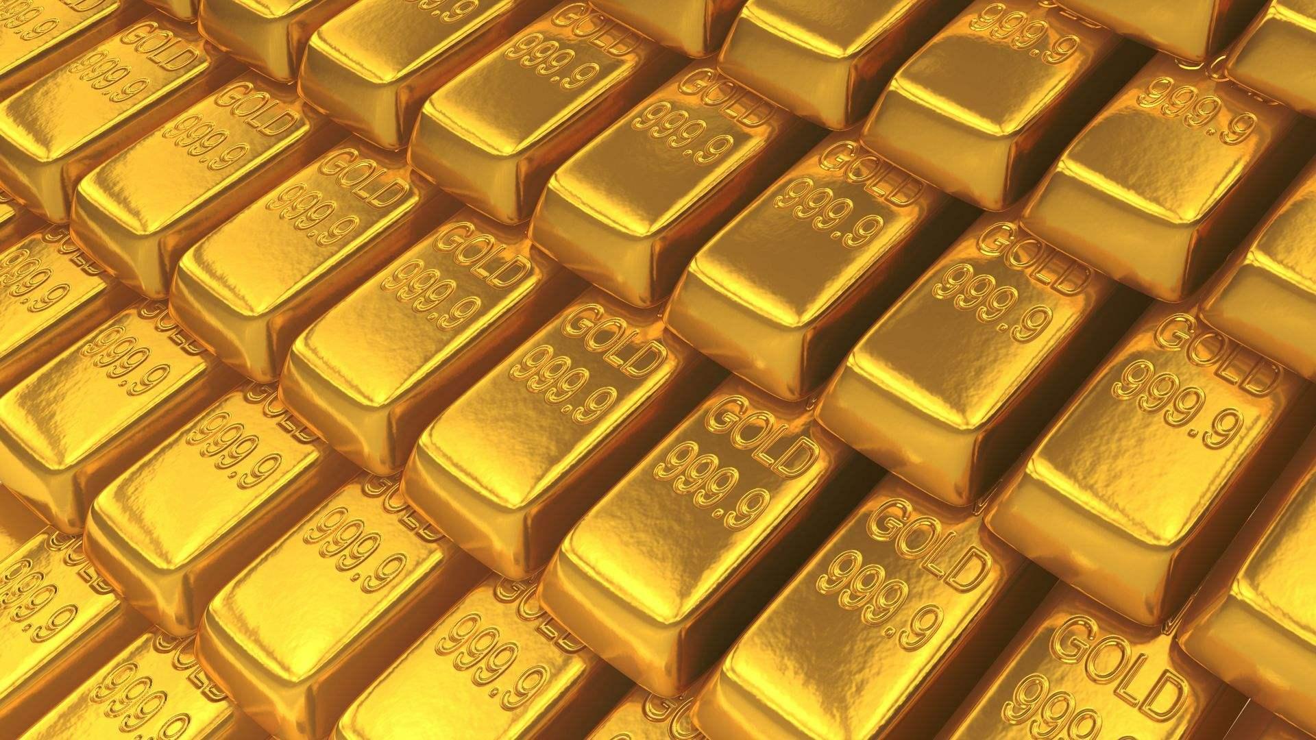 周四现货黄金价格继续下跌