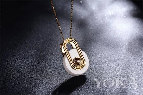 柒言珠宝《明月》系列纽约发布 一次中国传统玉器设计的美国首发
