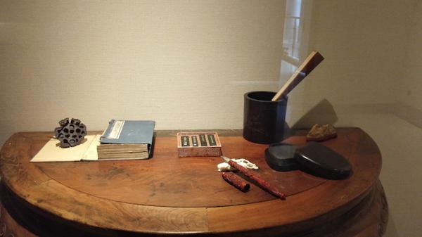 南山画院画师藏品展呈现当下书画家收藏品味