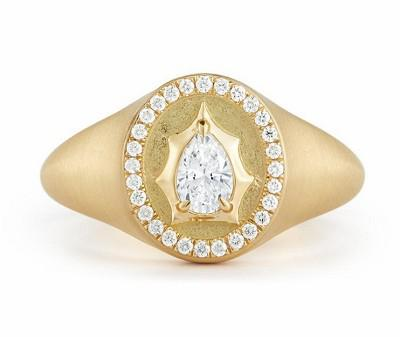 永恒印记与设计师Jade Trau合作推出最新钻石珠宝系列——Alchemy