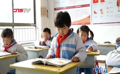 全校只有6名学生1位老师 孩子们的眼睛透着对知识的渴望