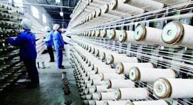 印度棉价回落 棉纱价格大幅上涨