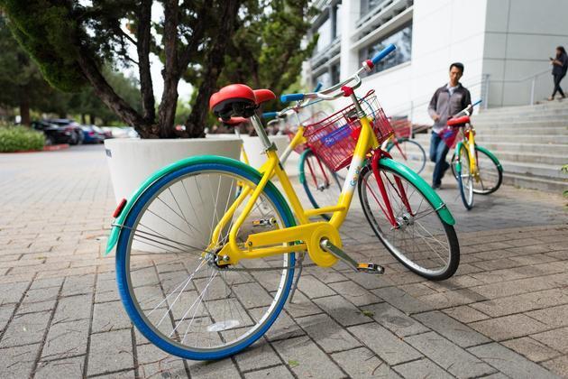 园内共享单车也难逃丢失惨剧 谷歌启用GPS和智能锁技术