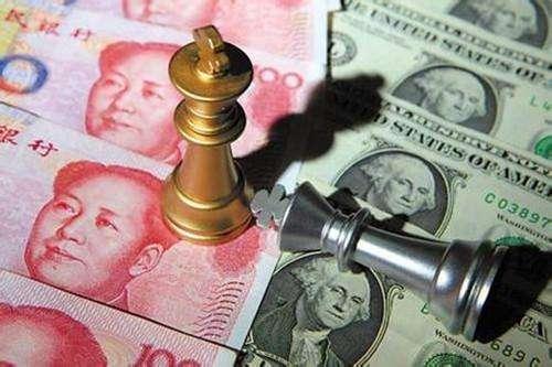 人民币狂飙不止的背后是什么?