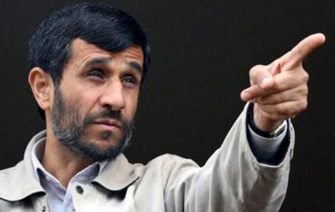 伊朗前总统内贾德被捕 政治内斗已白热化