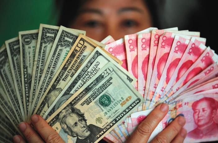 人民币剧烈波动背后:美元将面临爆发
