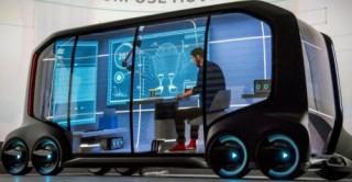 亚马逊已签约加盟丰田的新出行联盟 促进无人驾驶产业
