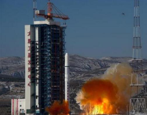高景一号发射成功 2018年中国航天迎开门红