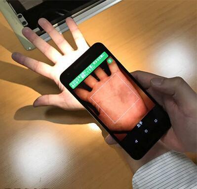 日本推出刷手支付 太高科技了!