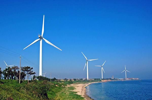 浙江舟山风能发电项目发电量又有新突破