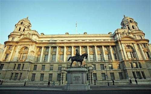 英国内阁重组成绣花枕头 英镑承压持续下行