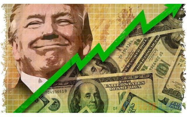 """久违的""""特朗普行情""""又回来了? 美元美股美油齐涨"""