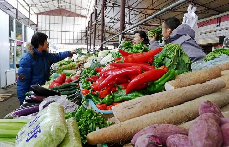 新疆建设1000余家便民蔬菜直销点