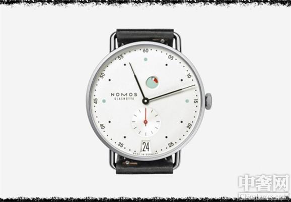 NOMOS METRO系列腕表 优雅清新的形象展现出现代魅力